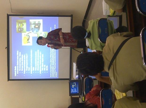 Dr.Subur memperkenalkan PKFI